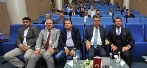 Osmaniye OSB'de Olağan Genel Kurul toplantısı yapıldı