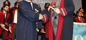 Gür Ailesi'nin mezuniyet heyecanı