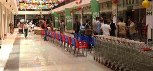 İHH Suriye'de mağaza açtı