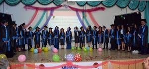 Kabadüz'de mezuniyet töreni