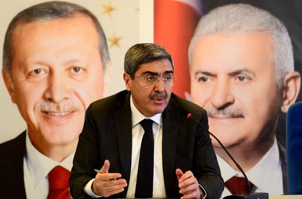 Başkan Özkeçeci, Ak Parti'nin 3. Büyük Olağanüstü Kongresini değerlendirdi.