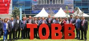 TOBB Genel Kuruluna Diyarbakır'dan tam katılım