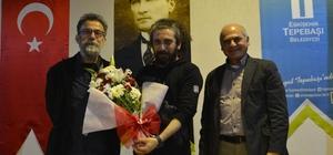 Kent ve Kültür Söyleşileri'nin konuğu Ali Lidar oldu