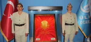 Edirne'de, 57. Alay Sergi Salonu açıldı