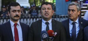 CHP'li vekillerin oturma eylemi sona erdi