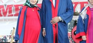 Evli, mutlu, çocuklu ve artık mezunlar