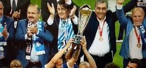 """Aydemir: """"Teşekkürler Erzurumspor"""""""