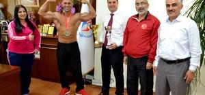 """Ataşbak: """"Orhan Depedaş'tan gelecek sene şampiyonluk bekliyoruz"""""""