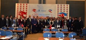 Türkiye-Azerbaycan İlişkileri sempozyumu yapıldı