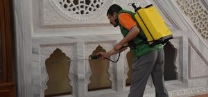 Gaziantep'teki camiler Ramazan ayına hazır