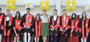Osmaneli 75. Yıl Anadolu Lisesi'nde mezuniyet töreni
