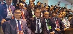 Didim Ticaret Odası TOBB Genel Kuruluna katıldı