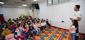 Yenimahalleli miniklere 112 eğitimi