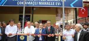 Selahaddin Eyyubi Mahalle Evi açıldı