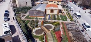 Peyzaj Gülbahçe ve Çiçek Satış Merkezi Açılıyor