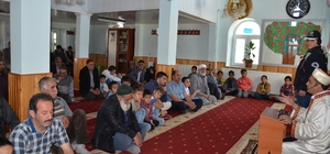 Malatya'da 'Ailecek Camideyiz' programı