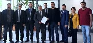 MHP'li Taşdoğan, mazbatasını aldı