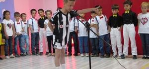Hisarcık Cumhuriyet İlkokulunda Okuma Bayramı