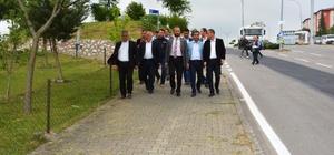 İzmit'teki mahalle inceleme gezileri devam ediyor