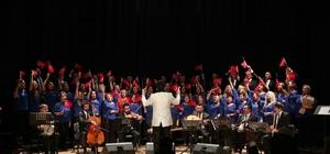 Odunpazarı Belediyesi Türk Sanat Müziği Korosundan yıl sonu konseri