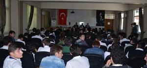 Fatsa'da öğrencilere meslek semineri