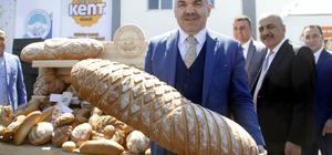"""Belediye fırını """"eski usül"""" ekmek üretecek"""