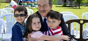 Başkan Ataç okul öncesi eğitim şenliklerine katıldı