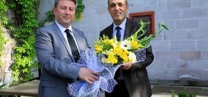 Başkan Palancıoğlu'ndan bilime yön veren iki bilim adamına tebrik