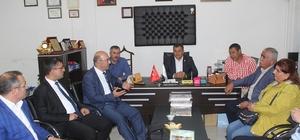 Gaziantep Tarımsal Koordinasyon Kurulu Toplantısı