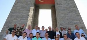 Fatsalı muhtarlara Bursa ve Çanakkale gezisi