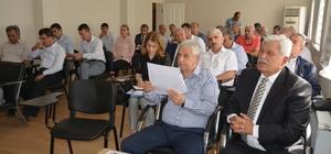 Söke'de yerel yatırım planlama modeli toplantısı
