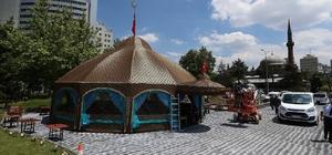Ramazan sokağı açılıyor