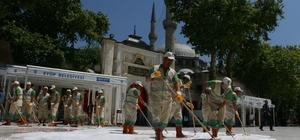 Eyüp'te ramazan hazırlıkları tamamlandı