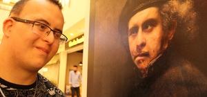 'Sanat ve Biz' sergisi MaviBahçe'de açıldı