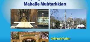 Kartal Belediyesi'nden cami ve türbelere Ramazan ziyareti