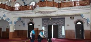 Şahinbey'de 6 yılda 9 bin 451 caminin temizliği yapıldı