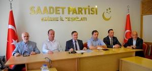 SP Genel Başkan Yardımcısı Mustafa İriş'ten termik santral açıklaması