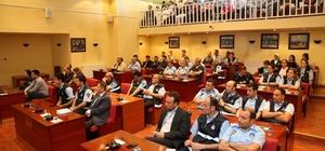 """Beykoz Belediyesi personeli """"Dünya Etik Günü'nde"""" etik eğitimi aldı"""