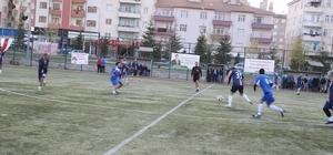 Niğde Belediyesi Şehit Ömer Halisdemir Futbol Turnuvası Sona Eriyor