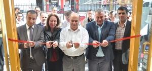 Atatürk Ortaokulu TÜBİTAK 4006 Bilim Fuarı açıldı