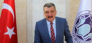 Başkan Gürkan'ın Ramazan Ayı kutlaması