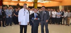 Malatya'da Prof.Dr. Belirgen'e yapılan saldırı kınandı