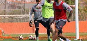 Adanaspor'da Medipol Başakşehir maçı hazırlıkları