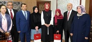 Aile ve Sosyal Politikalar Bakanı Kaya, Bingöl'de
