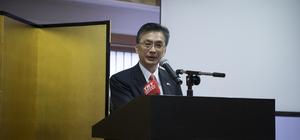 Türkiye dostu arkeoloğa Japonya'dan devlet nişanı