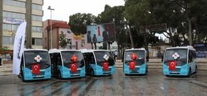 Alaşehir'in toplu ulaşımına yeni araç takviyesi