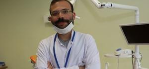 """Periodontoloji Uzmanı Dr. Dt. Ali Burak Ayrancı, """"Sahurdan sonra mutlaka dişlerinizi fırçalayın"""""""