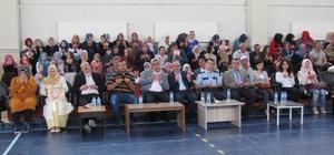 Hisarcık Anadolu İmam Hatip Lisesinde 'mezuniyet duası'
