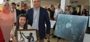 Düşler Günlüğü fotoğraf sergisi açıldı