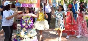 Muratpaşa'da Eko Okullar Çevre Şenliği